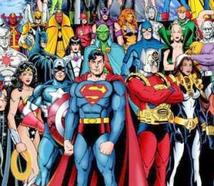 """""""superheroes"""""""