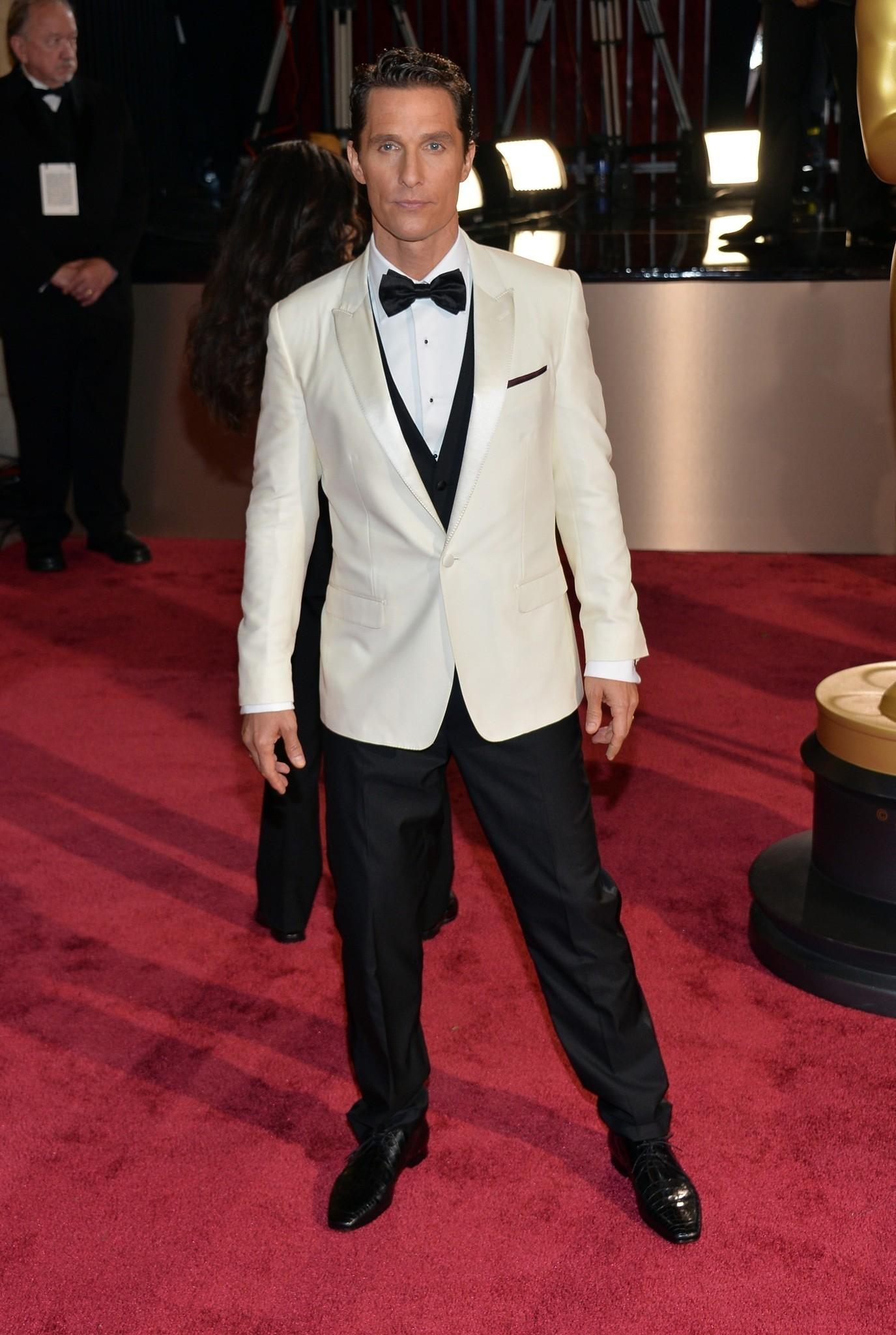 Oscar 2014 Red Carpet Fashion Extravaganza Watch 24